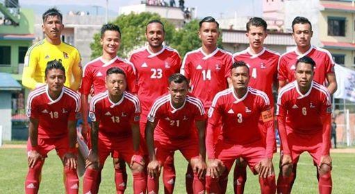 आजदेखि नेपाली राष्ट्रिय  फुटबल खेलाडीको कोरोना परीक्षण