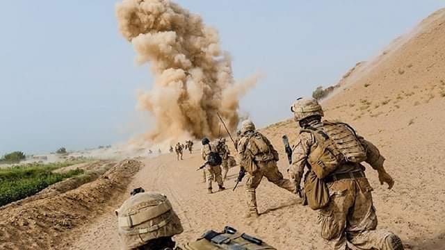 अफगानिस्तानमा सेनाको हवाई हमलामा परी ६ तालिबानको मृत्यु