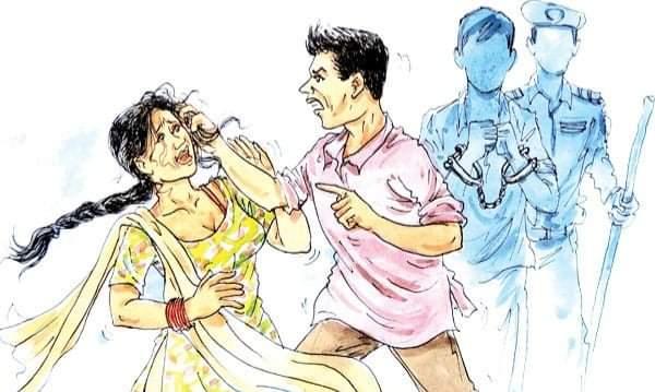 मकवानपुरमा ५ महिनामा घरेलु हिंसा सम्बन्धी ९८ वटा उजुरी दर्ता