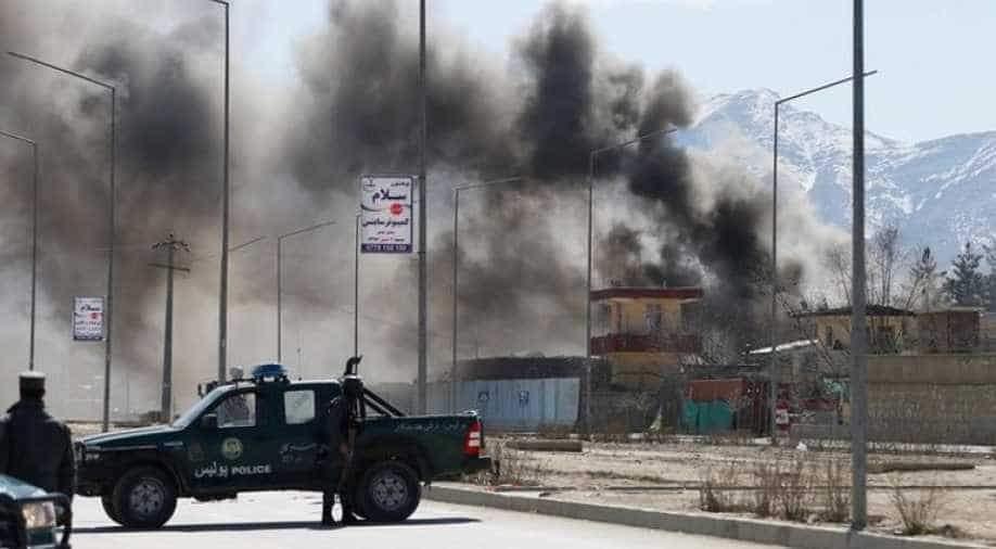 अफगानिस्तानमा बम राख्दै गर्दा तीन तालिवानीको सोही बम विस्फोटमा मृत्यु