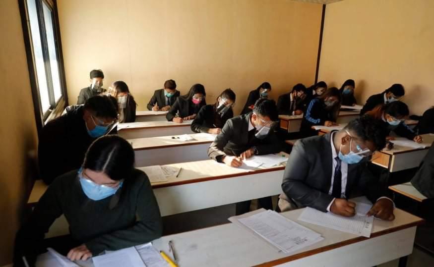 कक्षा १२ को परीक्षा यथाशक्य चाँडो सञ्चालन गर्न सरकारलाई निर्देशन